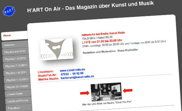 hart-on-air-kanal-ratte
