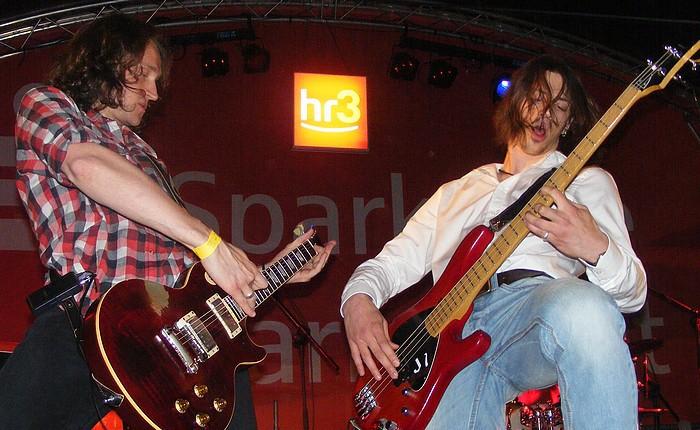 Mind The Gaep @ Schlossgrabenfest Darmstadt - Foto: Susanne Tadic