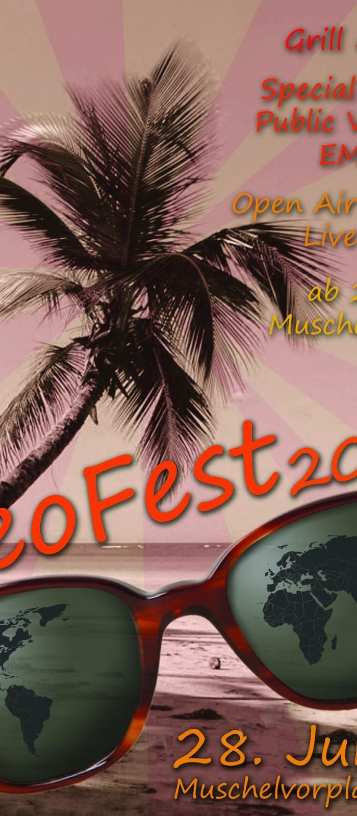 GeoFest Plakat 2012