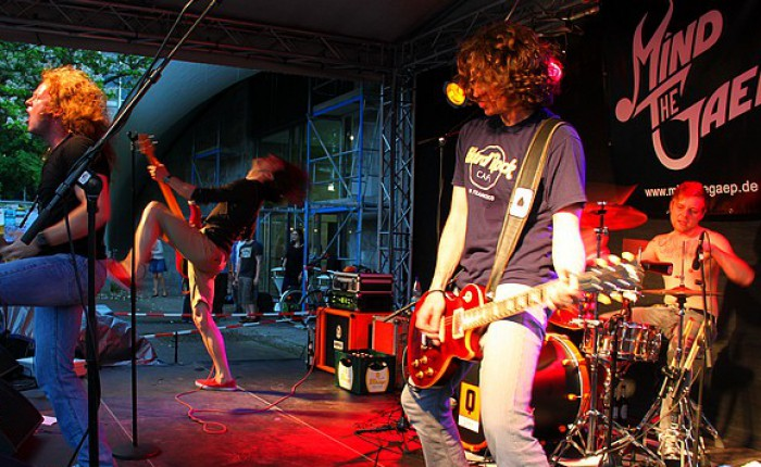 Geofest, Mainz - 28.06.2012 - Foto: Susanne Tadic