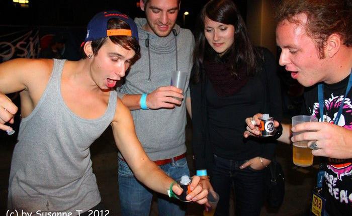 Mind The Gaep - ISLA Festival Neu-Isenburg 2012 - Foto von Susanne Tadic - 10