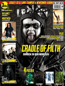 Cover: Legay #81 (Bildquelle: Legacy)